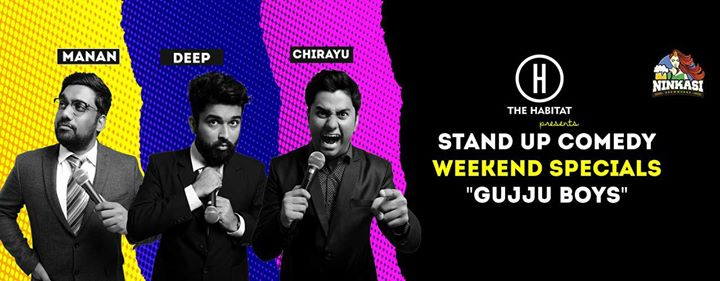 Performing in Mumbai this week at The Habitat - Comedy and Music Cafe   Tickets on BookMyShow