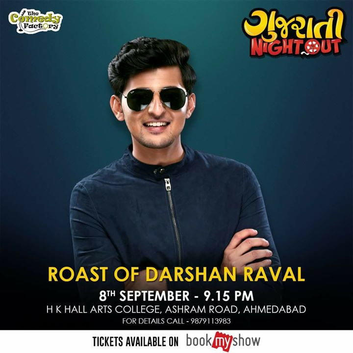 So excited about this. Be prepared Darshan Raval  Get ur tickets here - https://goo.gl/wFAfpB