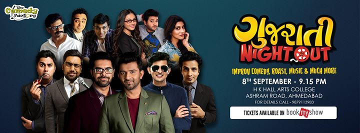 Dhamaal Masti & Lot more. Don't miss it & buy your tickets here - goo.gl/KpRvK5