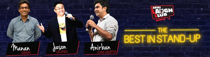 Happy New Year Guys!  I am performing this week at the Canvas Laugh Club  Get your tickets here - http://bit.ly/2AnDgQL