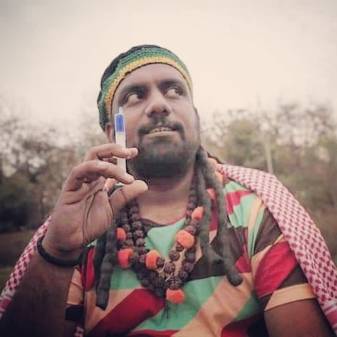 Shri Shri Bhuva Pikeshwar will make sure you quit your addictions !! Check out the new video on our channel.  #TheComedyFactory #Garba #Love #addiction #sketch #funny