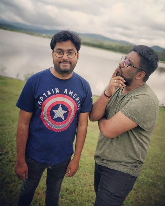 This @chirayu_m is a unique specimen. I always wonder how he manages to be funny all the time. This Compulsive Joker has been on this planet for 25 years and I feel his jokes will never see extinction. By the end of this year you'll fall in love with his goofiness. #HappyBirthday
