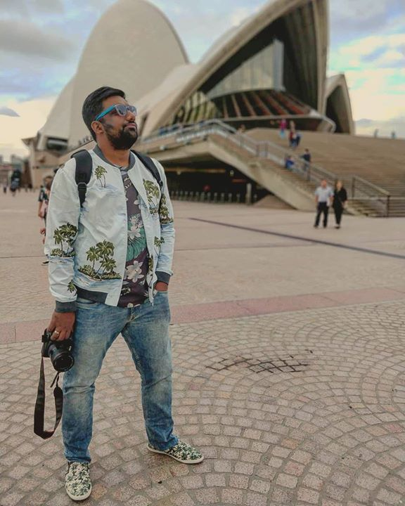Was getting back to one of my hobbies !! Clicking photographs. Fully dressed in Jack and Jones.   #TcfAustralia #Australia #Tour #dslrphotography