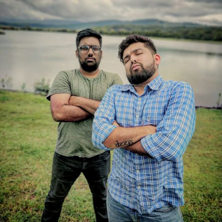 The Bouncers of Comedy. It is always a pleasure to work and plan stuff related to comedy with @nautankideep  Production Head and Comedian at @thecomedyfactoryindia