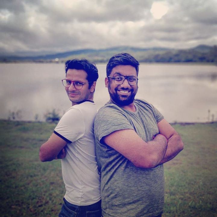 We are the happy Bouncers !!!  Nobody messes with your Happiness !!! Come to our shows for laughs.  P.S - @ojasrawal is looking out for girl to settle down in life.  #TheComedyFactory #AustraliaTour
