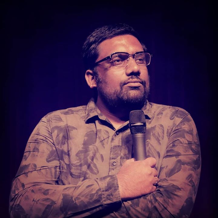 Manan Desai,  JatiRehje, TheComedyFactory, CanadaTour