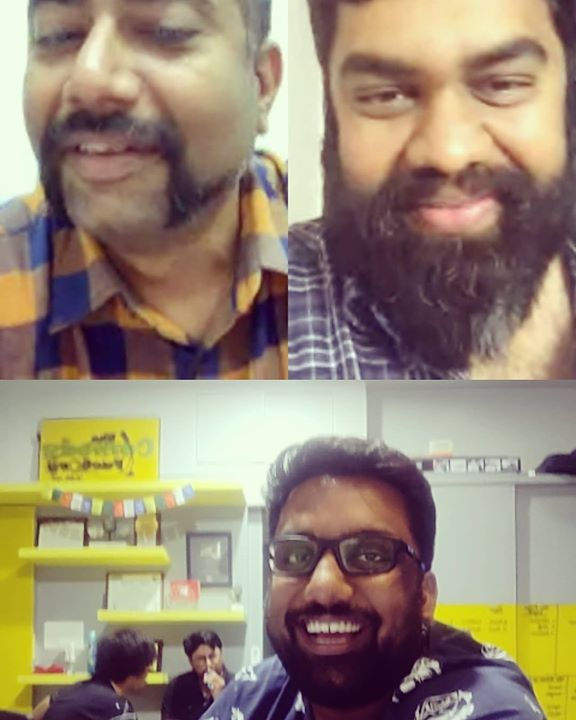 When your friends call just cos they got a new look but you have a patchy beard. #FML