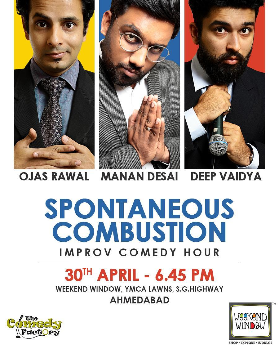 Manan Desai,  improv, gujju, hindi, comedy