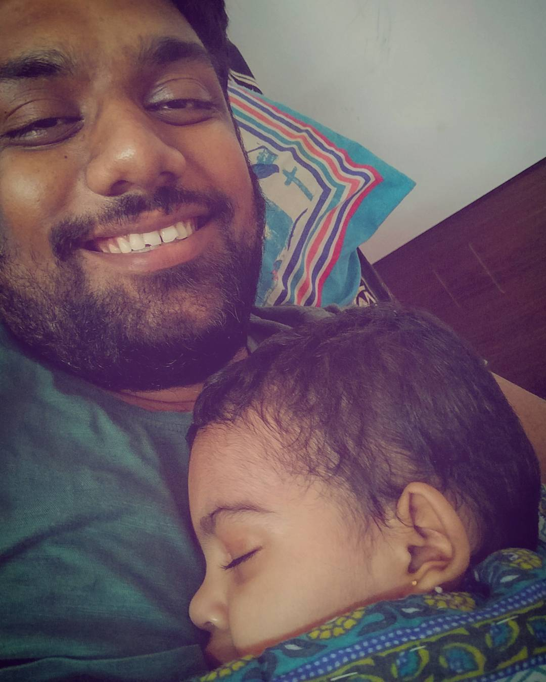Afternoons <3 #Dhyana #Daughter
