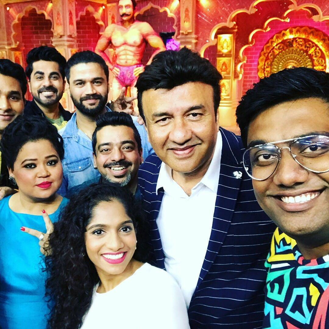 @andtvofficial par Comedy Dangal hoga from 12th August. Every Sat-Sun @ 9 PM. Don't miss it. #Dangal