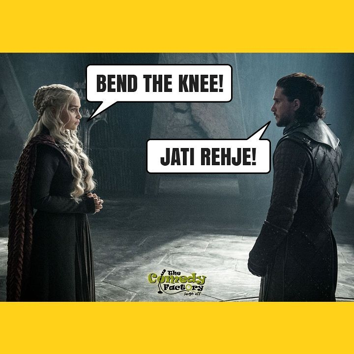 #Gameofthrones #GOT #JatiRehje