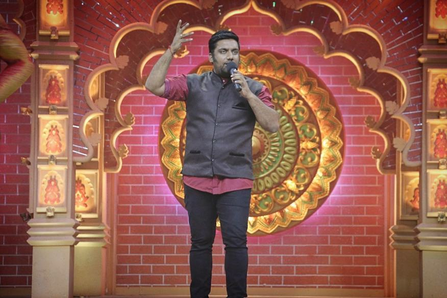 Watch me tonight performing my old bit with few new jokes. @comedy_dangal on @andtvofficial at 9 PM. Let me know what you think.  #StandUpComedy