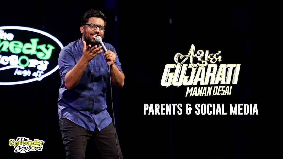 Releasing today :) #AshudhGujarati #Youtube #Facebook #StandUpComedy #Gujarati