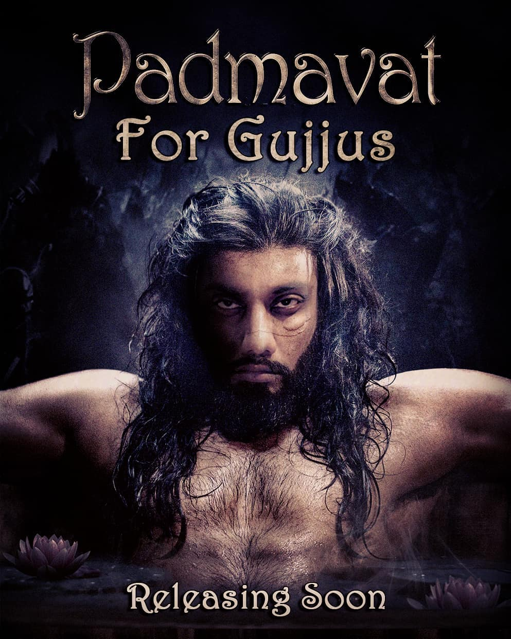 Don't worry. I am Insured.  Shout-out to my man @nasirshaikh571.ns For kick-ass editing skills.  #Gujju #Review #Padmavat