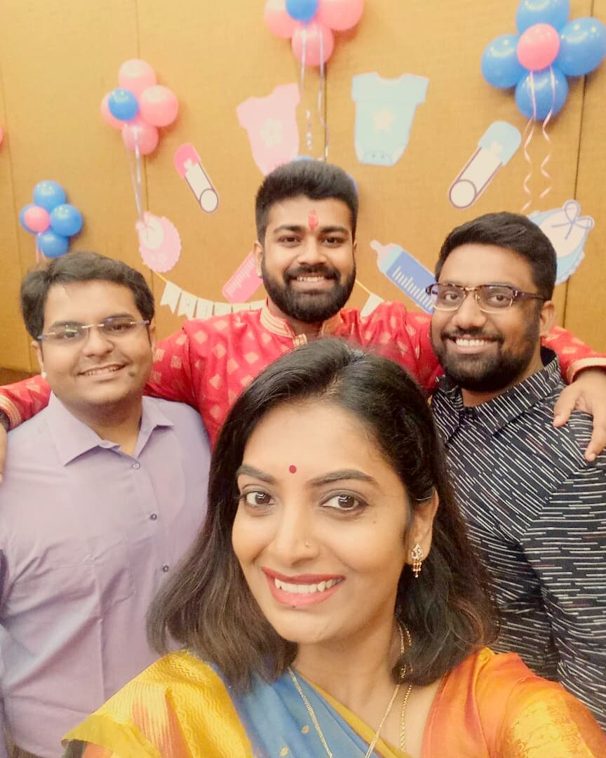 Friends for life. Congratulations to my best buddies for joining the Father's Club!!! #Friendship #Buddies #ChaddiBuddies #Childhood #Friends