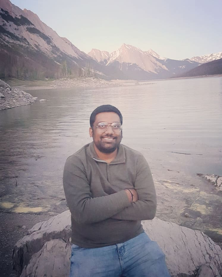 My life is like the backdrop in this picture. Leel Baaji gayu chhe!! #Jasper #RoadTrip #CanadaTour