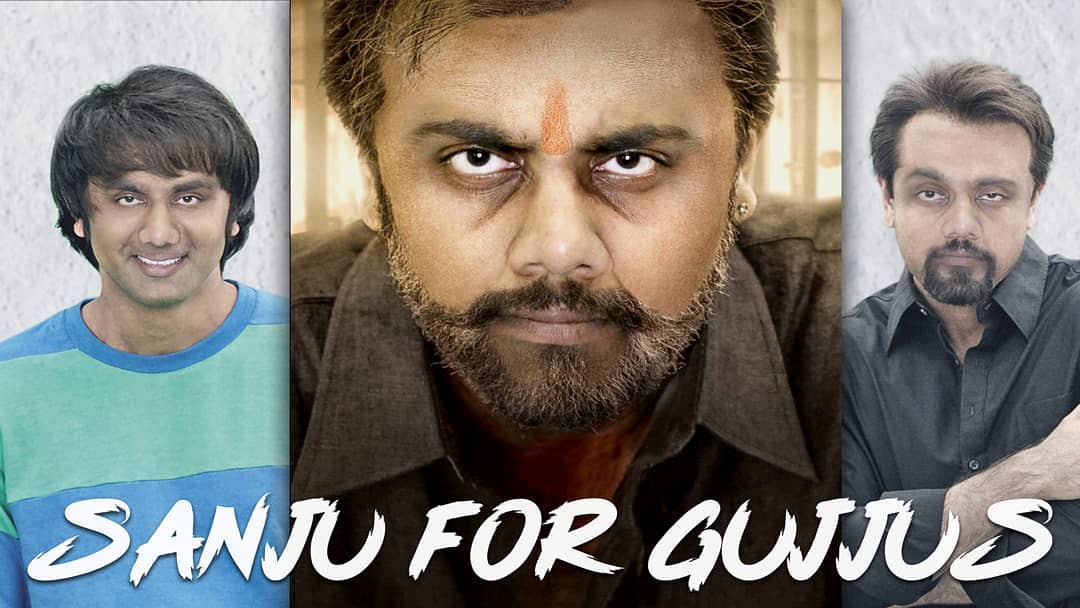 Releasing tonight. Movie Joi lidhi hoyy tto aa Joi lejo. Na Joi hoyy movie tto spoilers rehshe.  See you tonight.  #Sanjuforgujjus #Sanju #Review