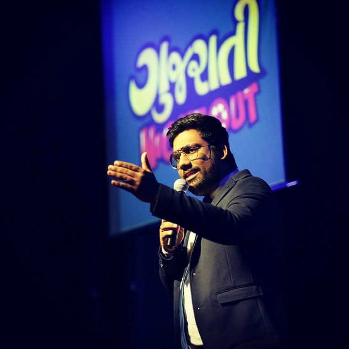 2018 edition of Gujarati Night Out. Announcing soon.  #GujaratiNightOut #thecomedyfactory