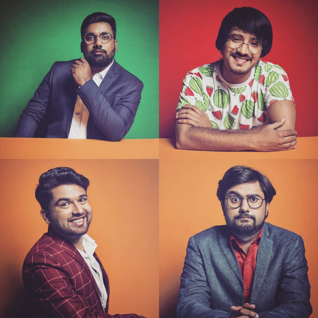 The 4 of us are in Melbourne and Sydney on Friday and Saturday. Performing brand new material with a powerpacked show of 2 hours. Tickets on www.starallianceentertainment.com