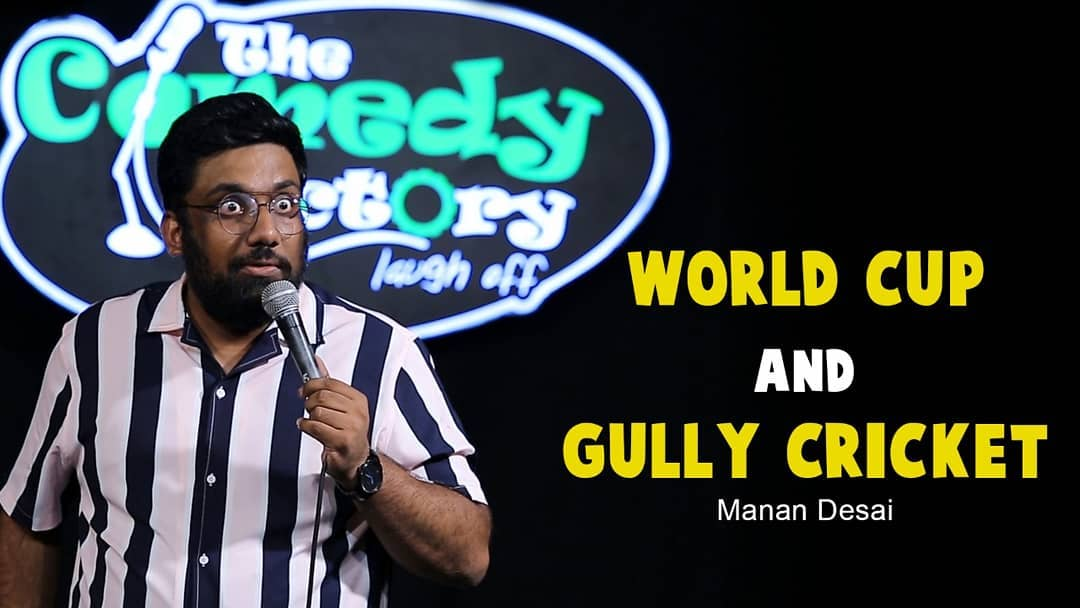 (Link In Bio) Checkout my new stand up video on World-Cup & Gully Cricket!  #worldcup #cwc #cricketworldcup #worldcup2019 #cwc19 #kabaddi #prokabaddi