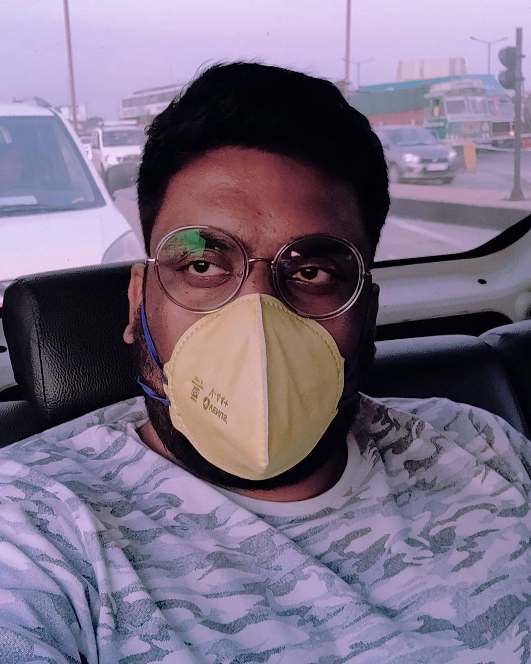 #Maskfie  #StaySafe
