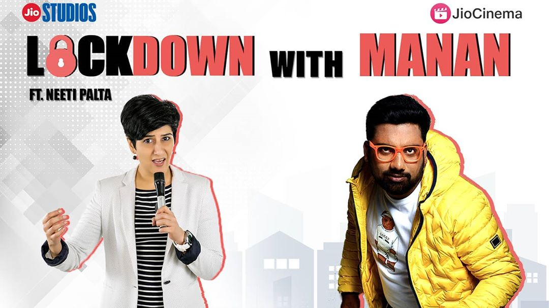 Enjoy karo the new episode of Lockdown with Manan ft. @neetipalta on @officialjiostudios YT channel & @officialjiocinema app.  #LWM