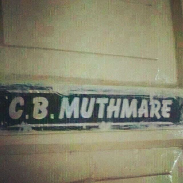 B.C.MuthMare would have been epic ! #awkward #surname #funny