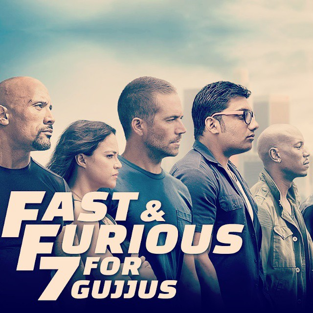 Fast & Furious for Gujjus. Coming soon. Worked really hard with the script on this one. #ff7