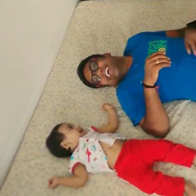 My youngest Friend who brings out the kid in me. Heeva :) @hiral_desai