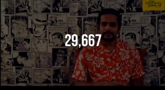 Thank you all for your crazy support. It has been a gradual and satisfying growth. This is just the beginning. A lot more fun is awaited in stores for you. Subscribe now !! #TheComedyFactory #200k #Youtube