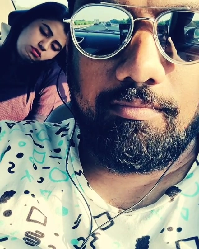 Since I don't have a picture of us together cos we are the busiest working our asses off for @thecomedyfactoryindia - Here's a video which captures a rare moment of you taking rest and it's funny. Here's to much more hustle and happiness. Happy Birthday @arpitaa_15 - I don't say this often but you're a true rockstar. Shine on!! #thecomedyfactory #happybirthdayarpita