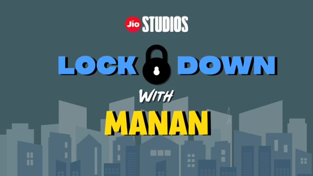 @jokesingh episode of Lockdown with Manan releasing tomorrow where we talk about Superheroes, Cooking, Comedy & much more.  Releasing on @officialjiostudios YT channel & @officialjiocinema App.  #LWM #NishantTanwar
