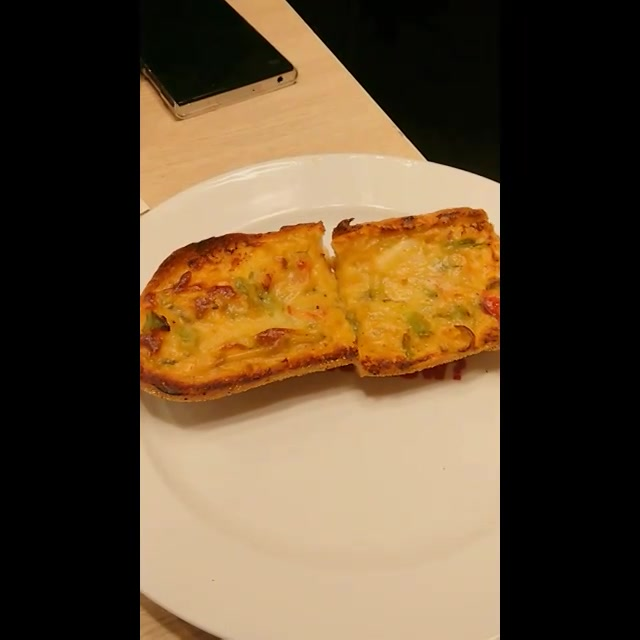 Chilly Cheese Toast.