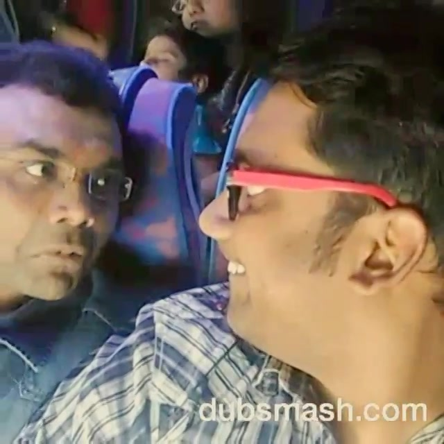 This happens everytime a passenger next to me is sleepy. @smitpandya2204 #evanbaxter #brucealmighty #dubsmash #gibberish